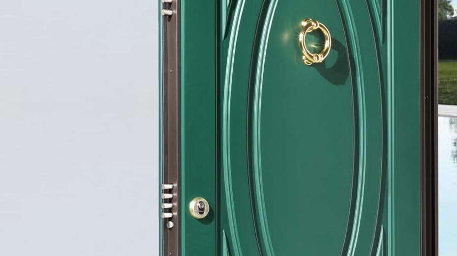 Porta blindata arco - Paletto porta blindata ...